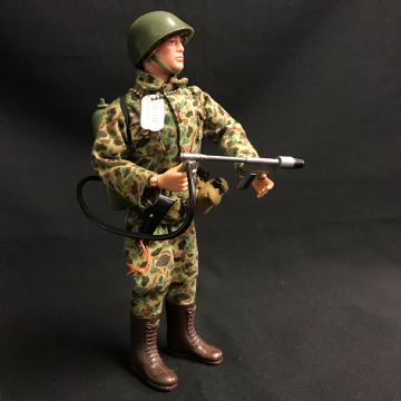 ACTION MAN - PAINTED HEAD BEACHHEAD ASSAULT